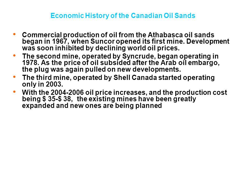 Where Will the Tar Oil Go.