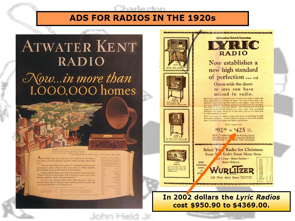 48 KDKA, THE FIRST COMMERCIAL RADIO STATION IN THE U.S.