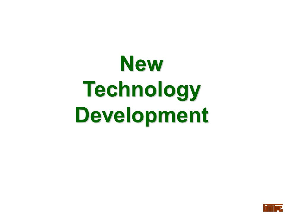 NewTechnologyDevelopment