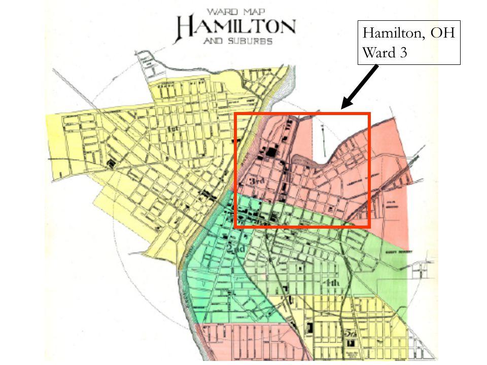 Hamilton, OH Ward 3