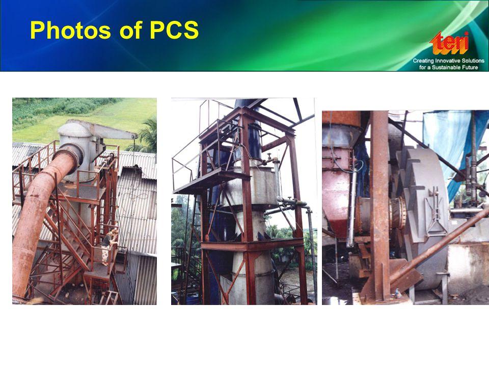 Photos of PCS