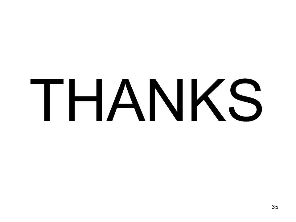 35 THANKS
