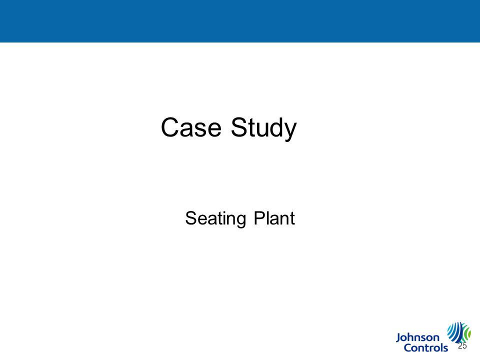 25 Case Study Steps to Building a Sustainability Plan Seating Plant