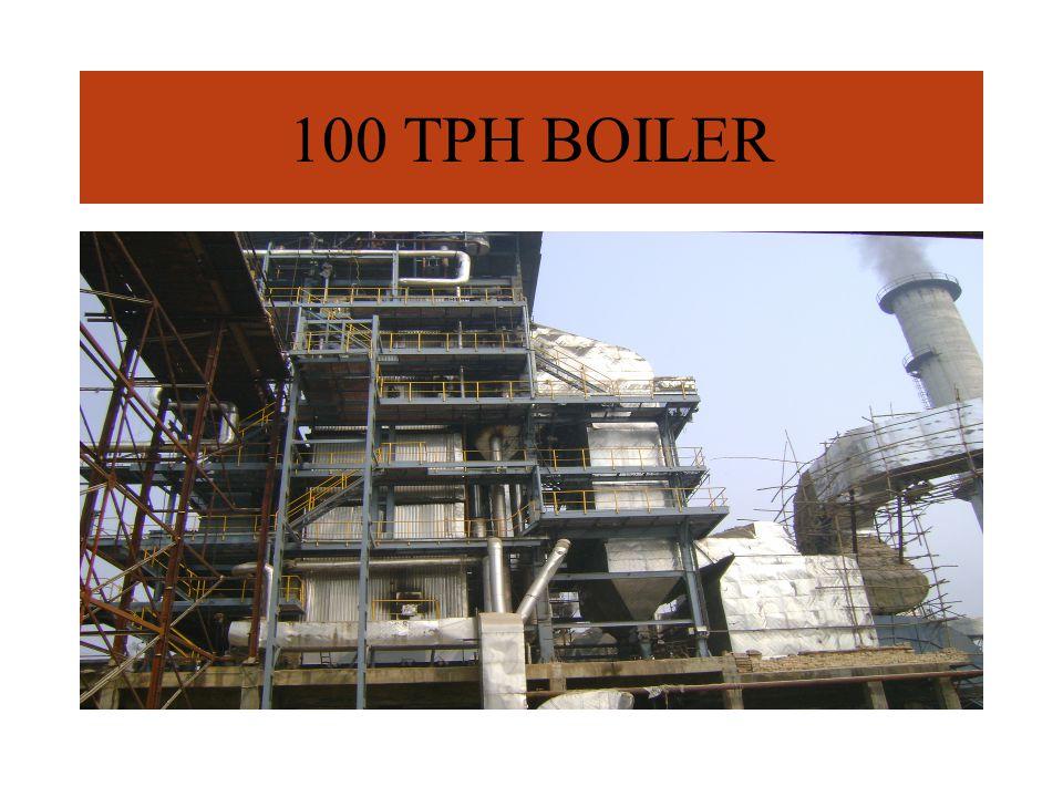 100 TPH BOILER
