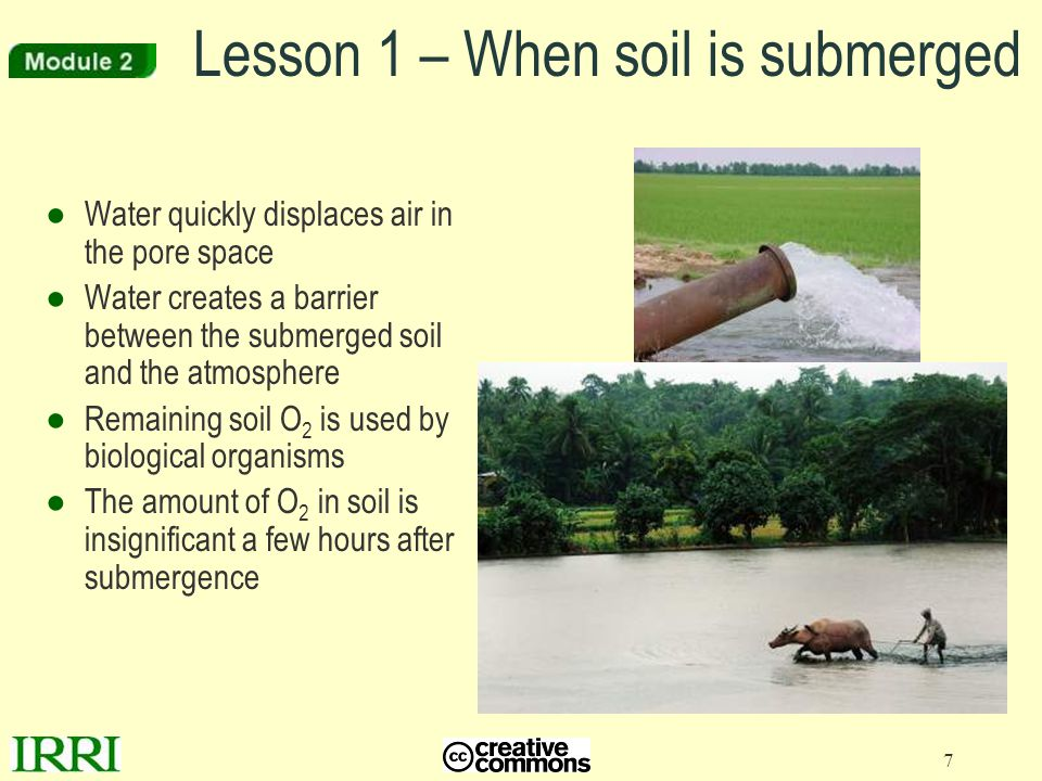 38 Lesson 6 – Puddling soil What is puddling.