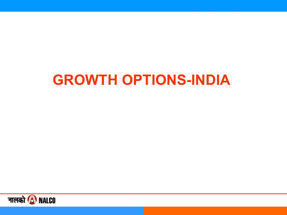 GROWTH OPTIONS-INDIA