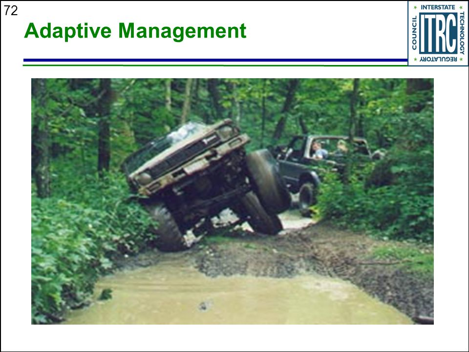 72 Adaptive Management