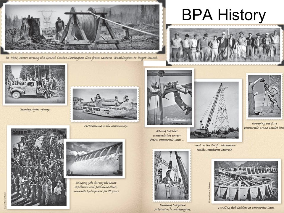 BPA History