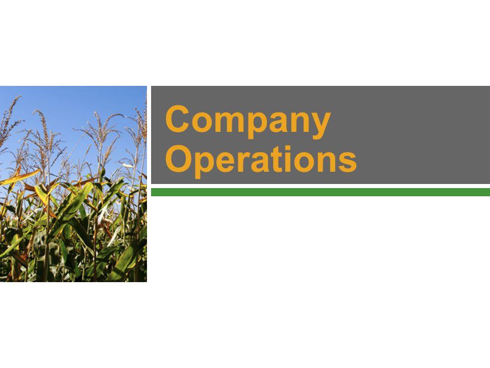 10 Company Operations