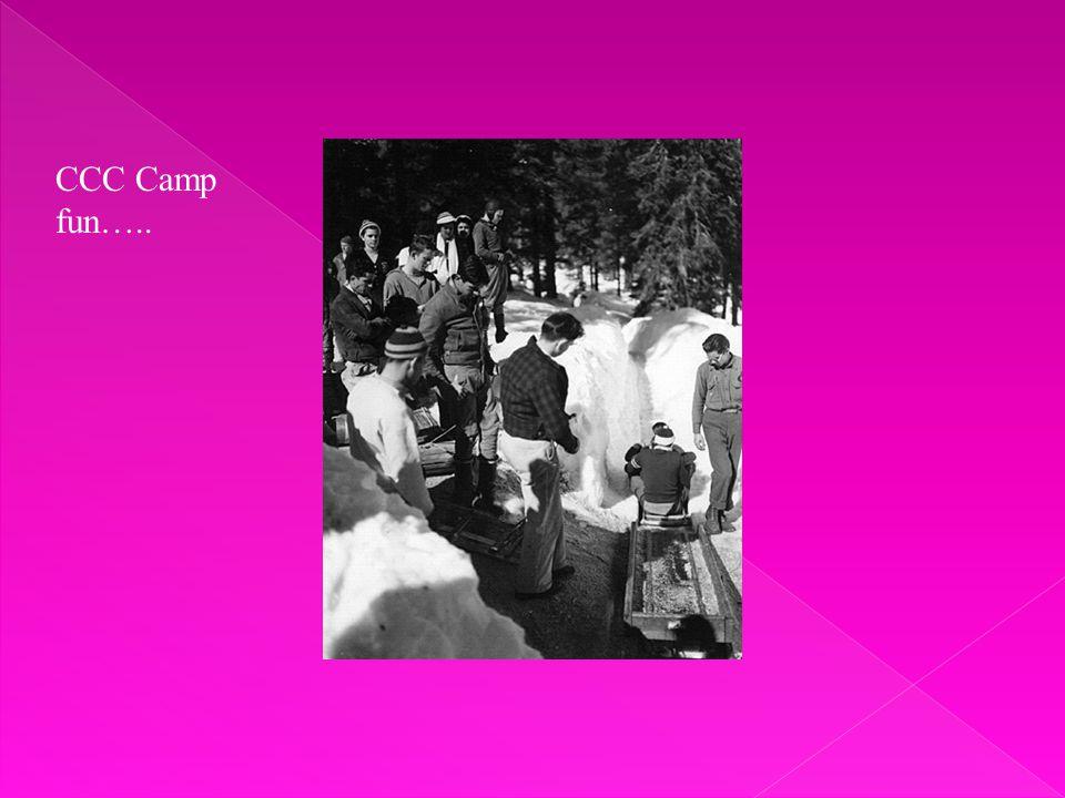 CCC Camp fun…..