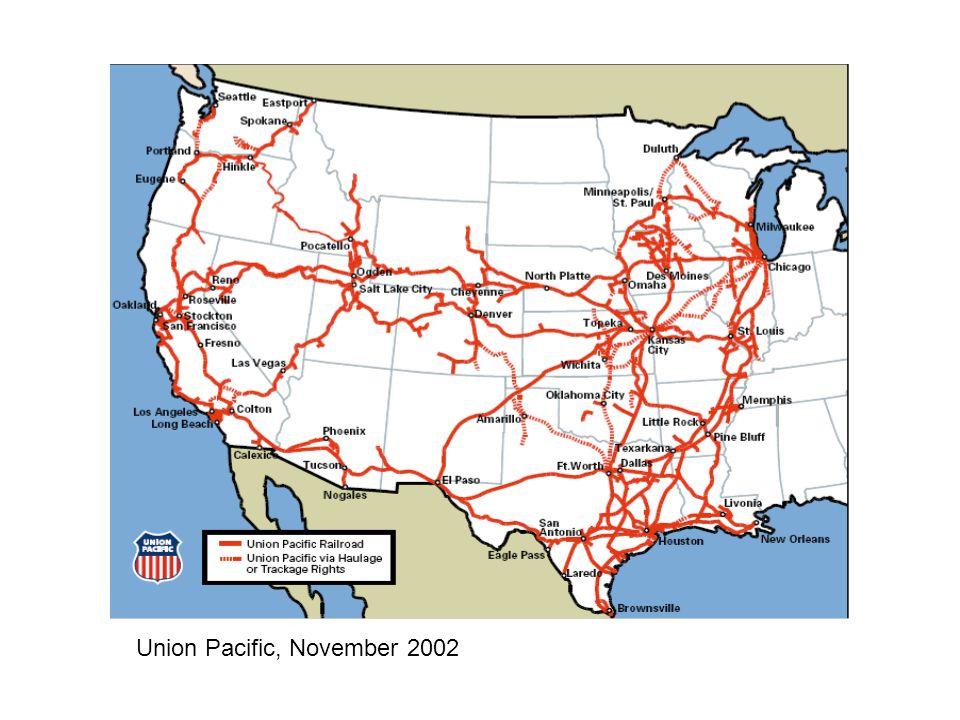 Union Pacific, November 2002