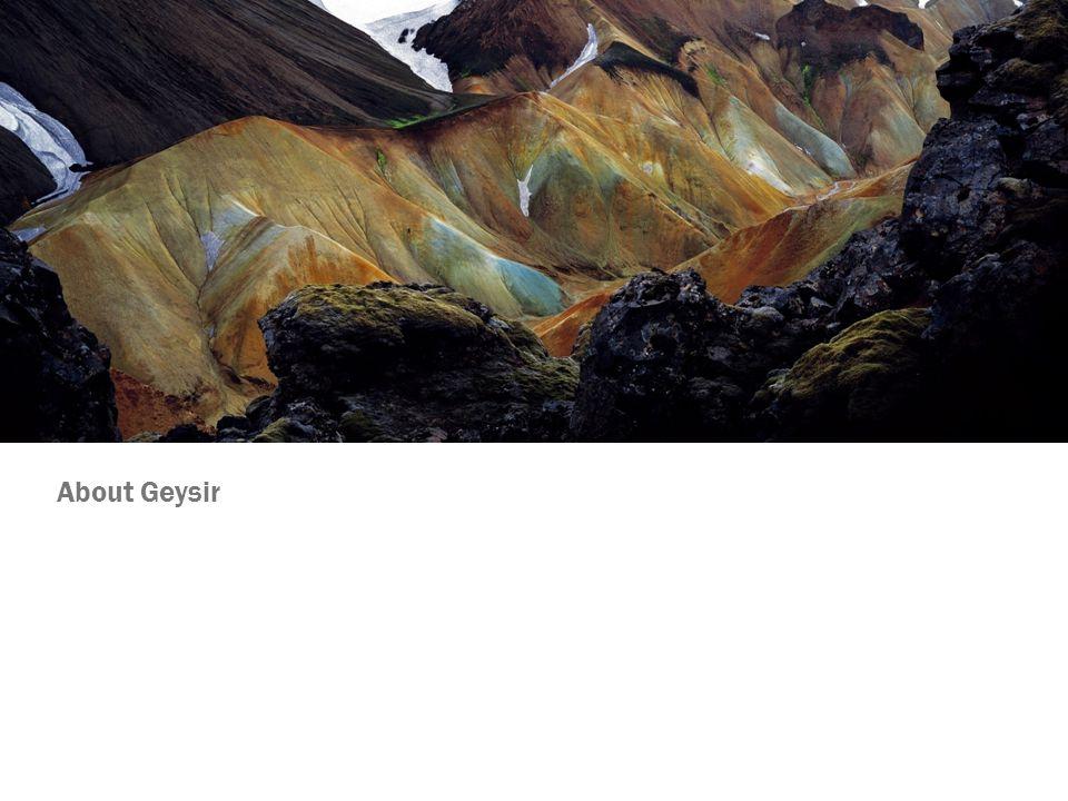About Geysir
