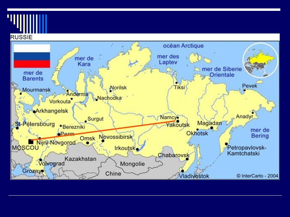  This Russian federal freeway goes from Moscow to Yakutsk in Siberia.