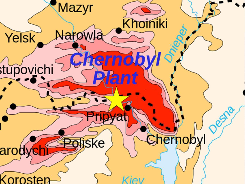 2161 km 2 State Radiation Ecological Reserve of Polesye