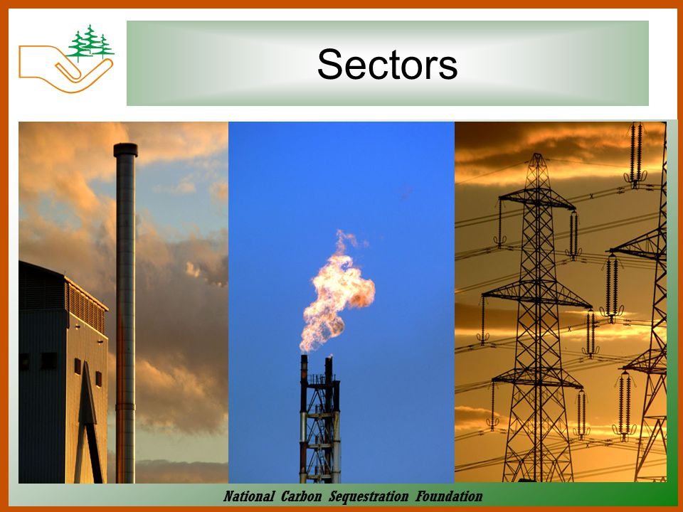 Sectors National Carbon Sequestration Foundation