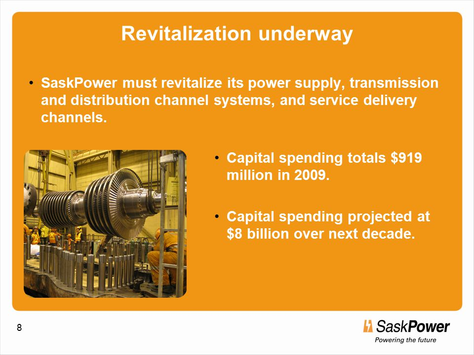 9 Clean coal studied SaskPower is looking to use carbon capture and sequestration technology to rebuild a unit at Boundary Dam Power Station.