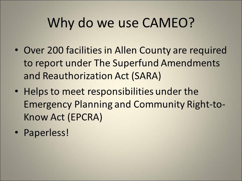 Allen County Tier2 locations 2011 report 2012