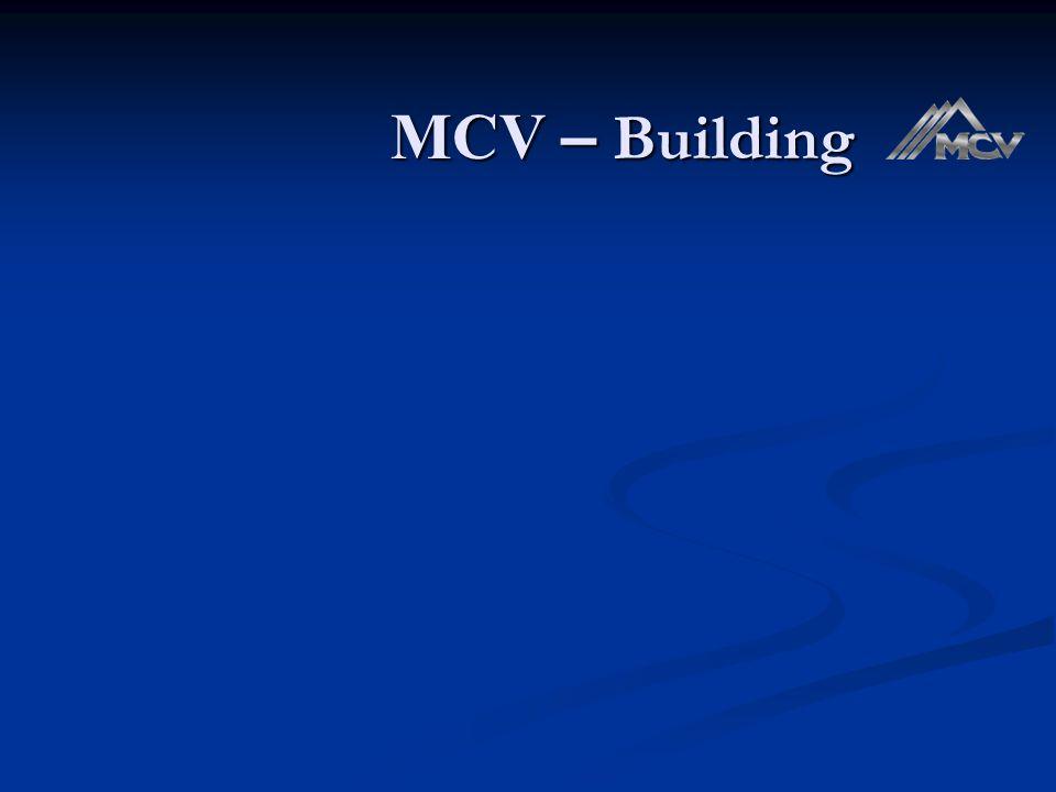 MCV – Building
