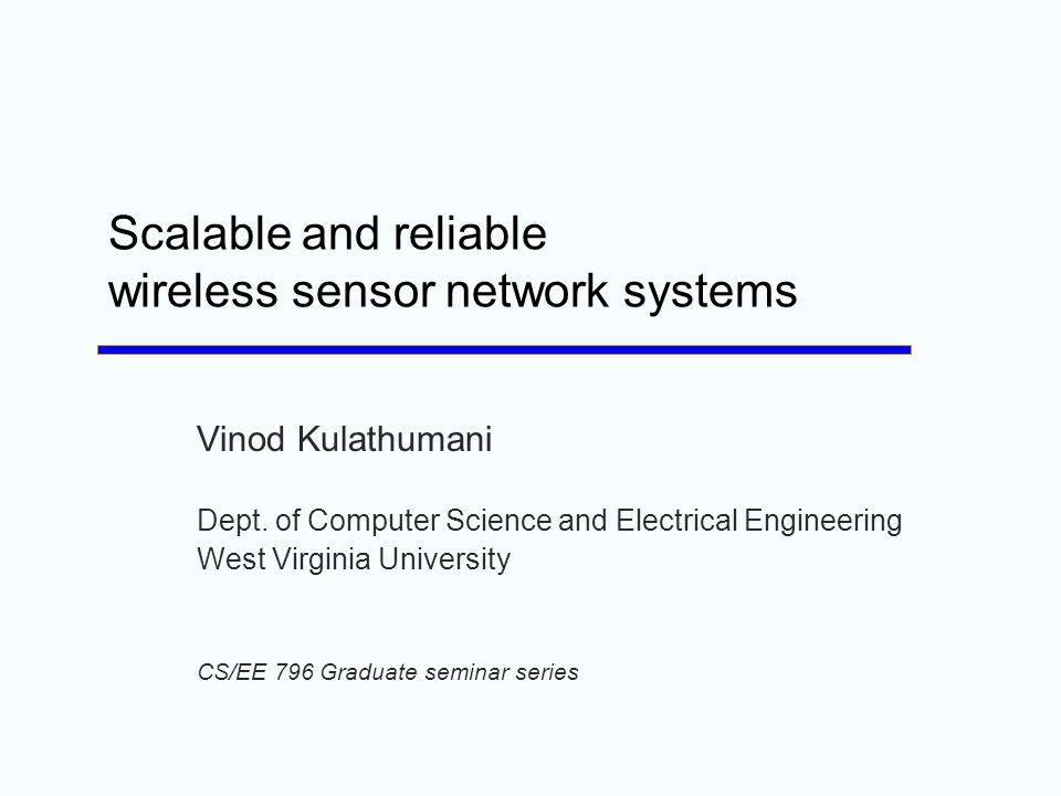 Embedded systems Found in variety of devices  Aircraft, radar systems, nuclear and chemical plants  Vehicles, TVs, camcorders, elevators  > 90% of CPUs used for embedded devices Part of a larger system Application known apriori  Little flexibility in programming