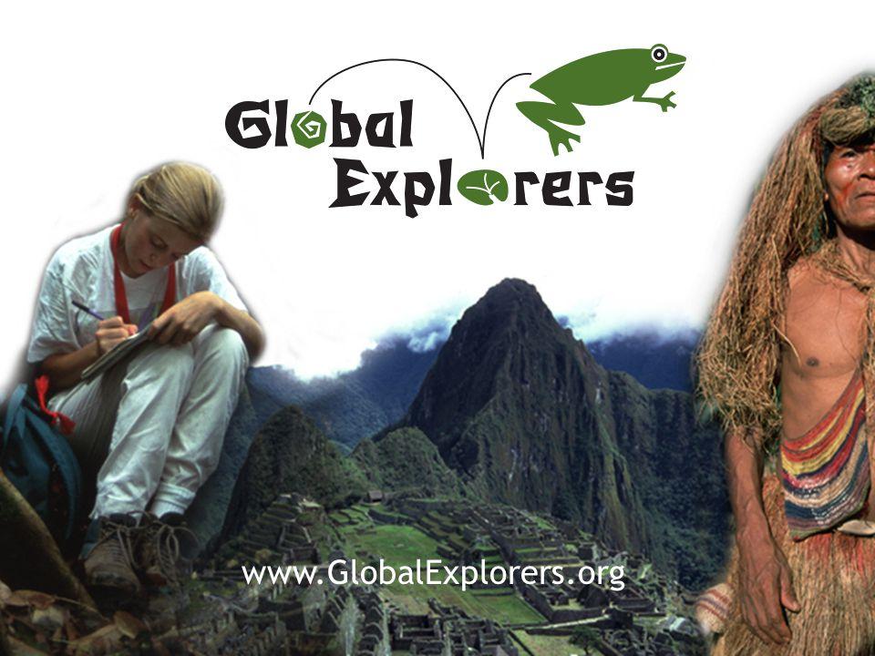 www.GlobalExplorers.org