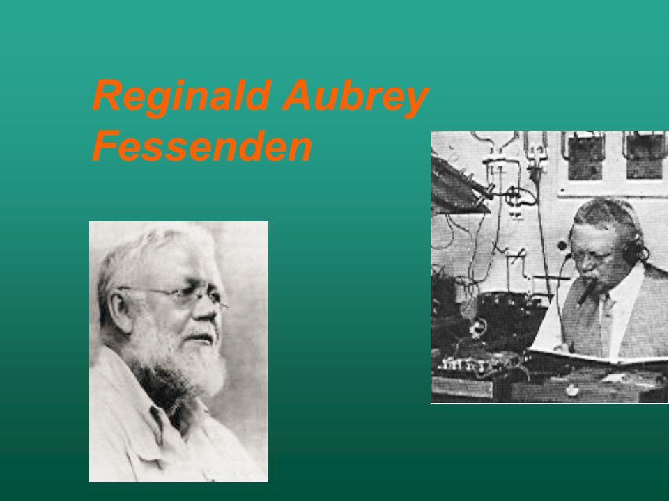 Reginald Aubrey Fessenden