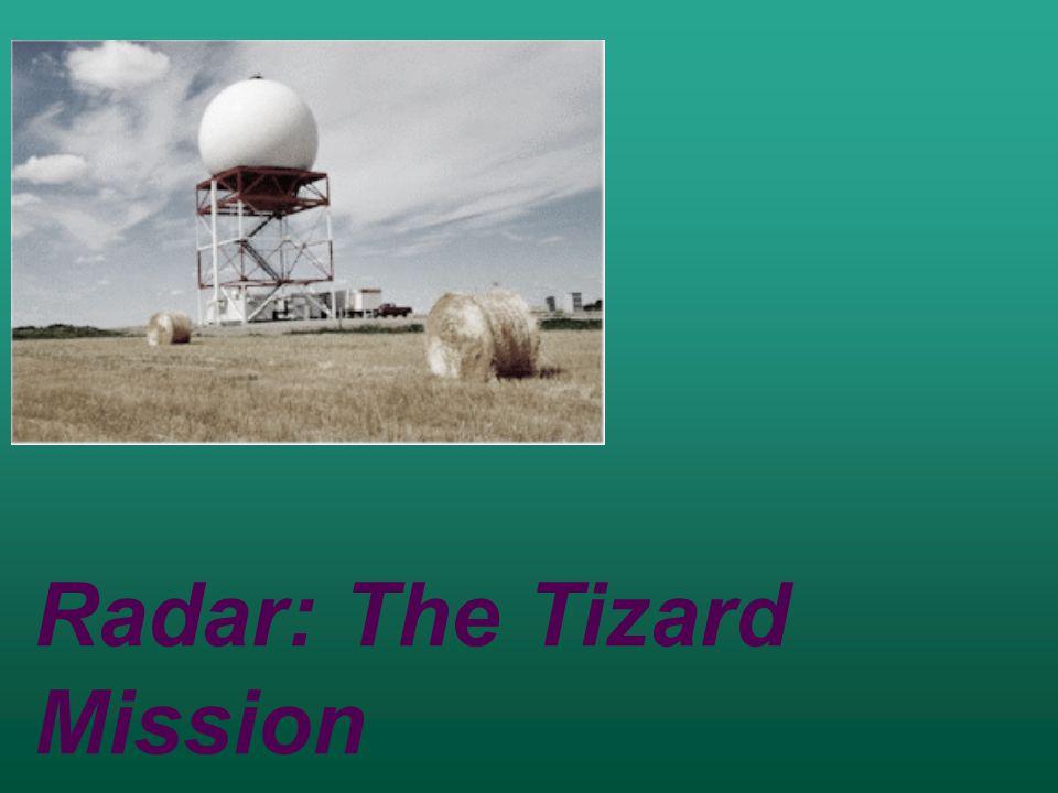 Radar: The Tizard Mission