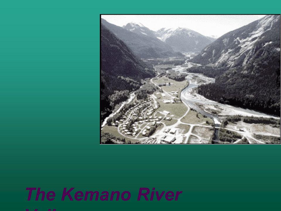 The Kemano River Valley