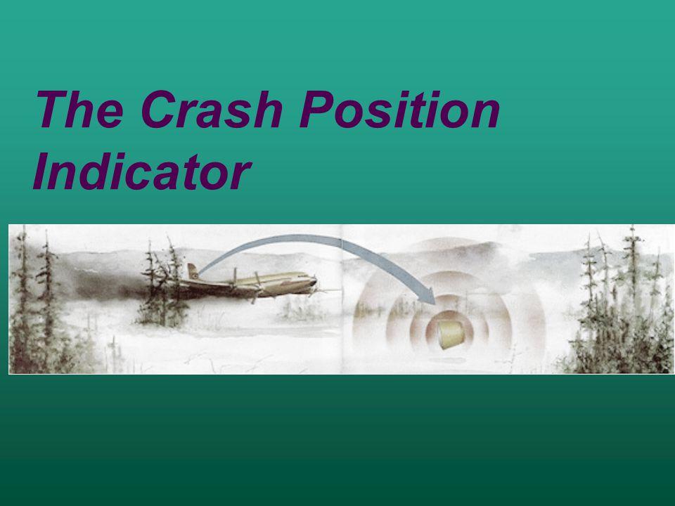 The Crash Position Indicator