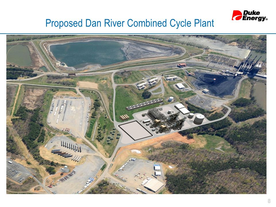 8 Proposed Dan River Combined Cycle Plant