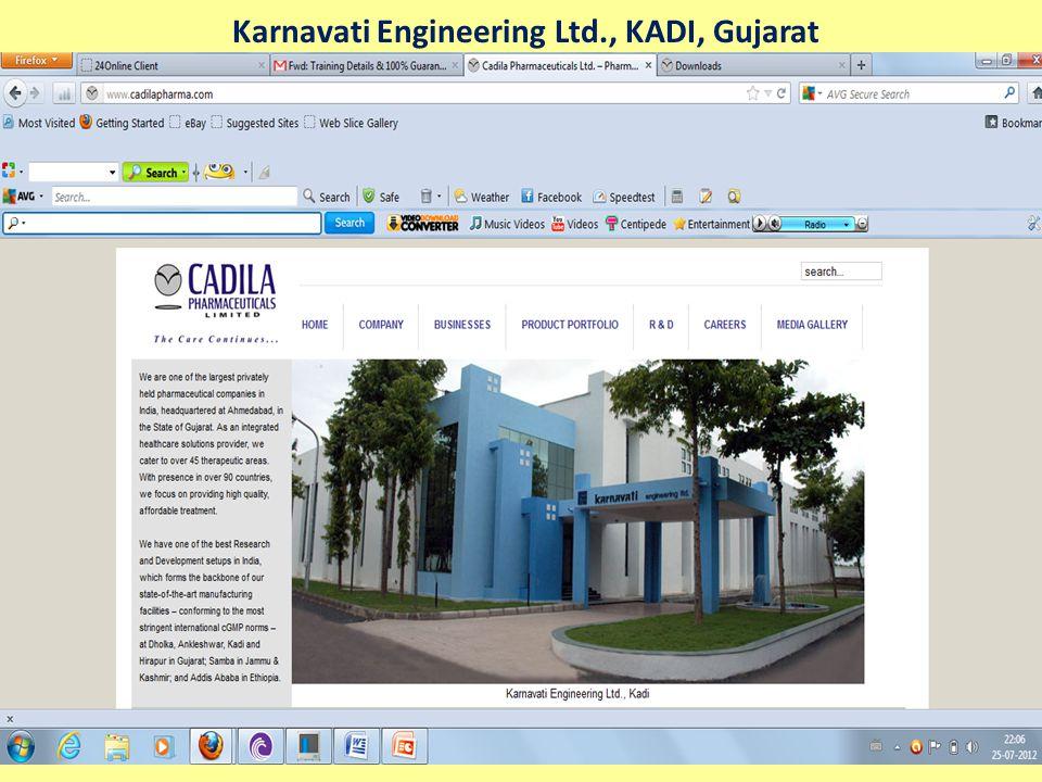 Administrative office at Bhat village, Ahmedabad, Gujarat