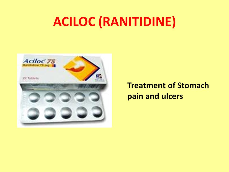 RABELOC (Rabeprazole) Treatment of Stomach pain and ulcers