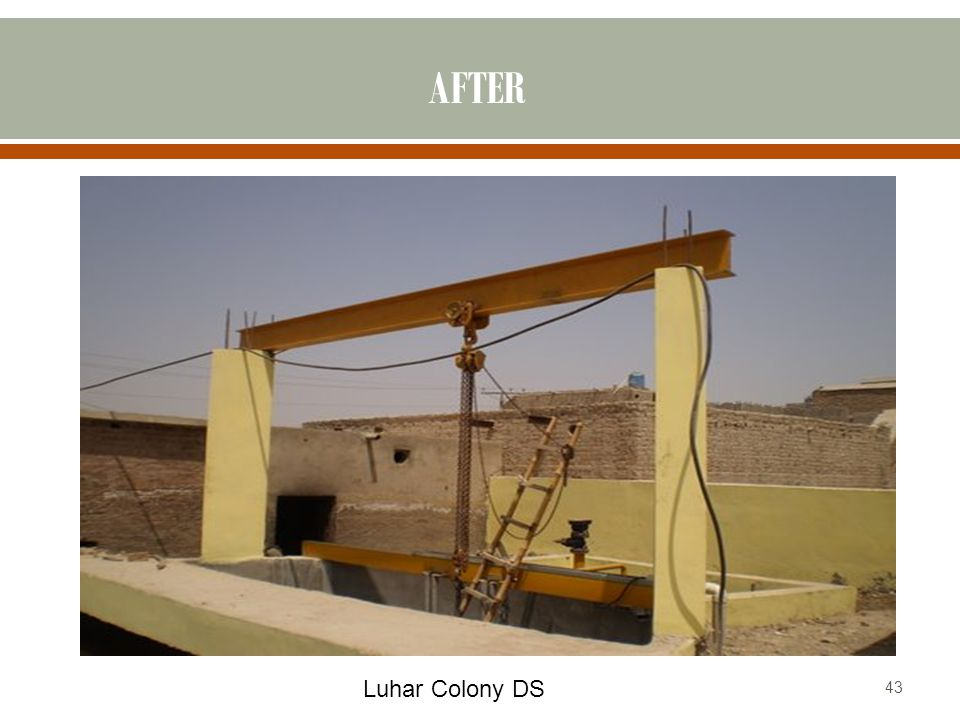 Luhar Colony DS AFTER 43