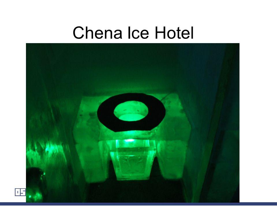 Chena Ice Hotel