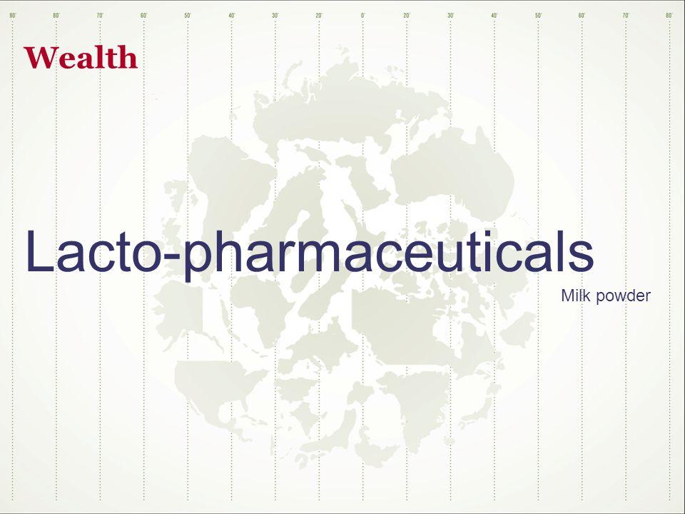 Wealth Lacto-pharmaceuticals Milk powder