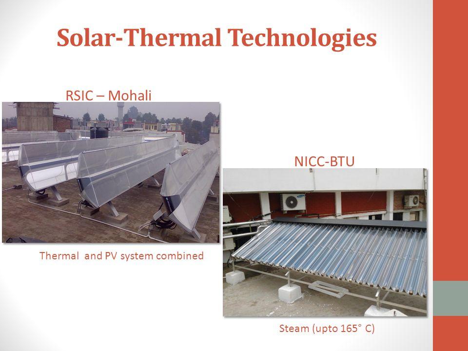 Health Sector Solar for Rural Health Centers Hot Water for Laundry & Kitchen Steam Sterilization Solar Fridges for Drug storage