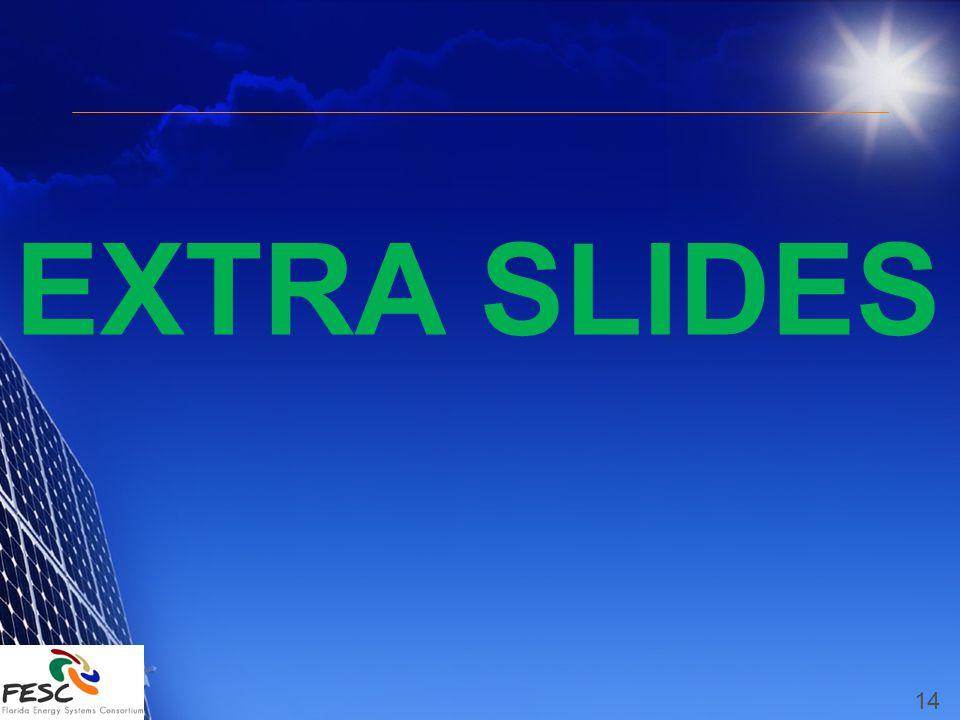 14 EXTRA SLIDES