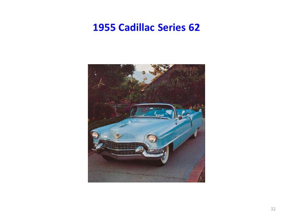 1955 Cadillac Series 62 32
