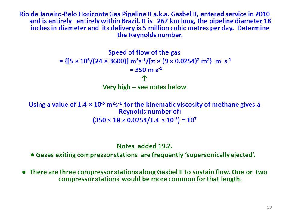 Rio de Janeiro-Belo Horizonte Gas Pipeline II a.k.a.