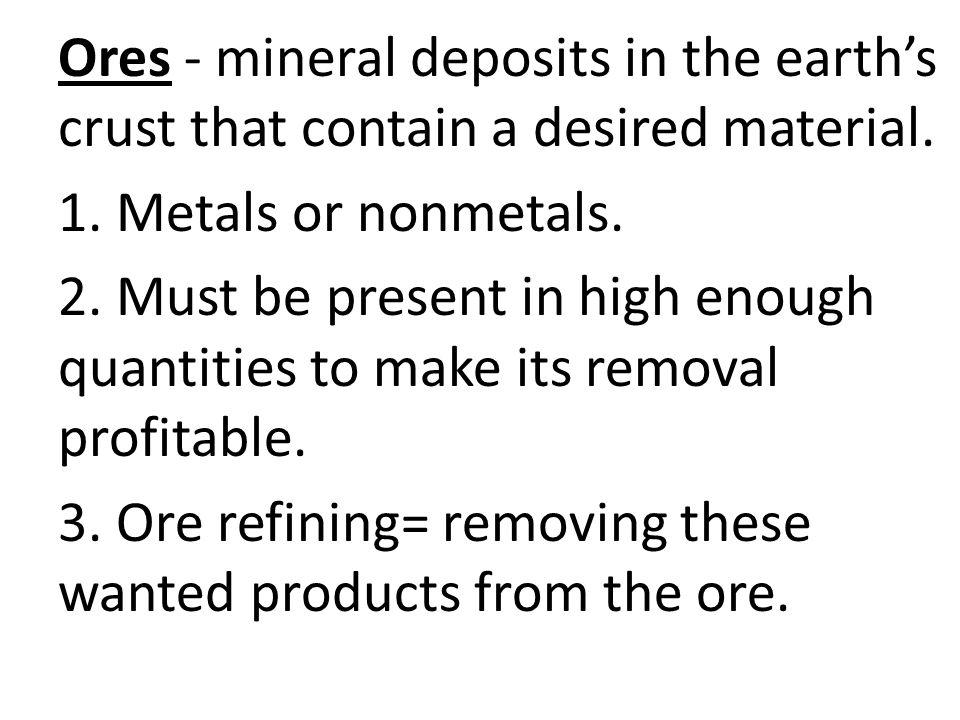 Most Common Copper Ores Chalcocite Chalcopyrite Malachite