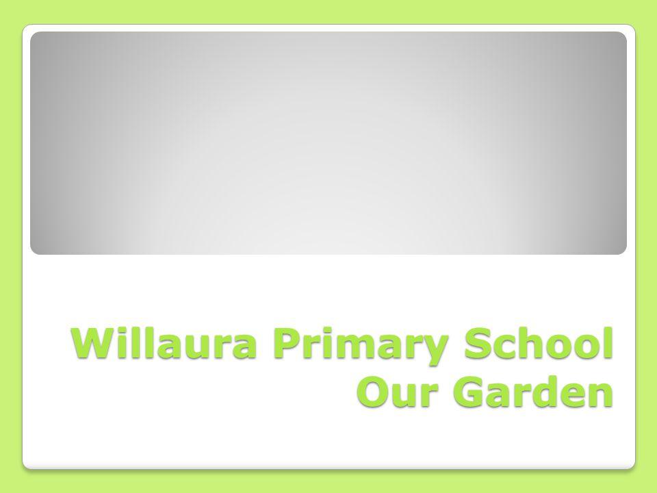 Willaura Primary School Our Garden