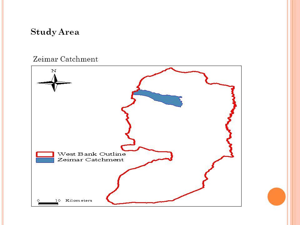 Zeimar Catchment Study Area
