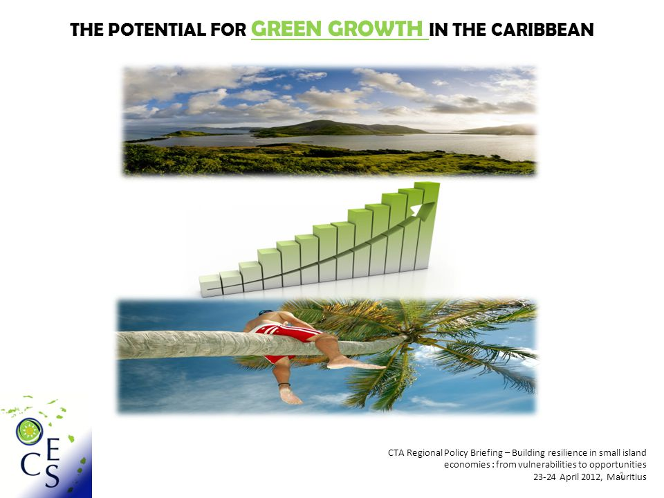 12 WHY GREEN INVESTMENTS IN THE CARIBBEAN.