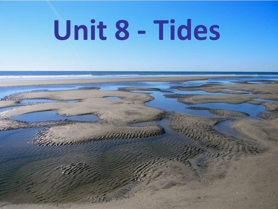 What are Tides.
