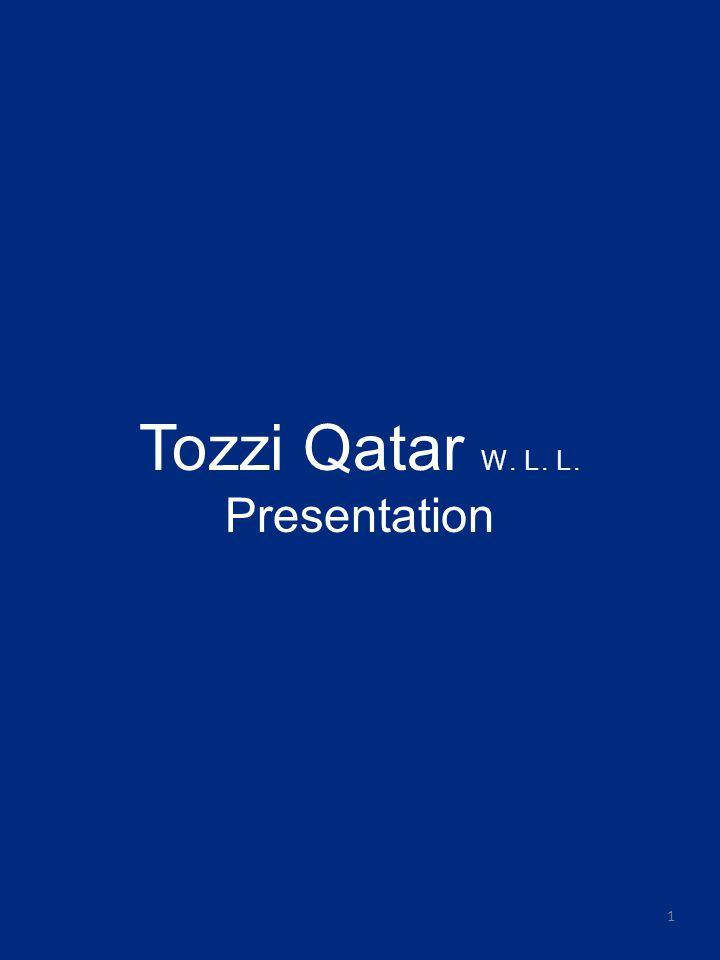 Tozzi Qatar W. L. L. Presentation 1