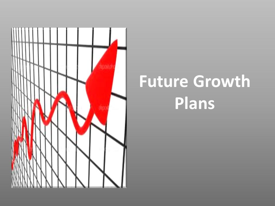 Future Growth Plans