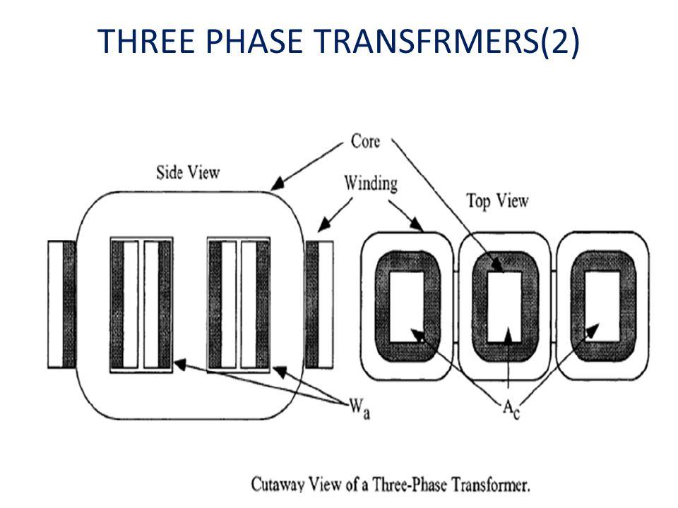THREE PHASE TRANSFRMERS(2)