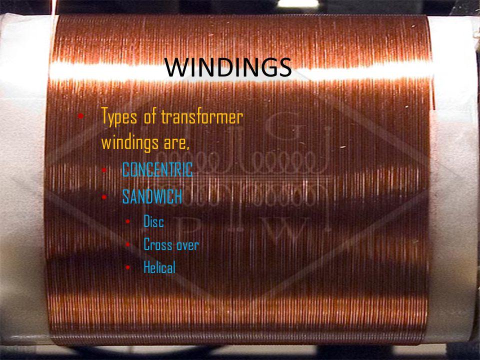 1885 Shell form transformer.