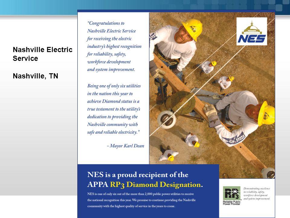 Nashville Electric Service Nashville, TN