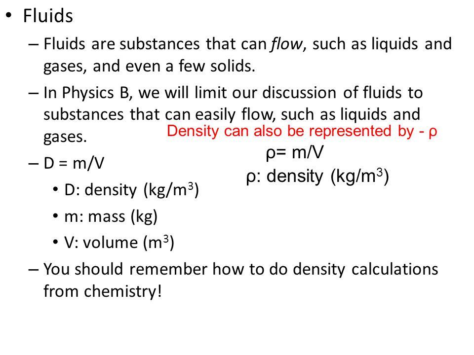 Ideal Gas Equation – PV = nRT(using moles) – PV = Nk B T(using molecules) P: pressure (Pa) V: volume (m 3 ) N: number of molecules k B : Boltzman's constant – 1.38x10 -23 J/K n: Number of moles R: Universal Gas constant – 8.31 J / (mol · K) T: Temperature in Kelvin