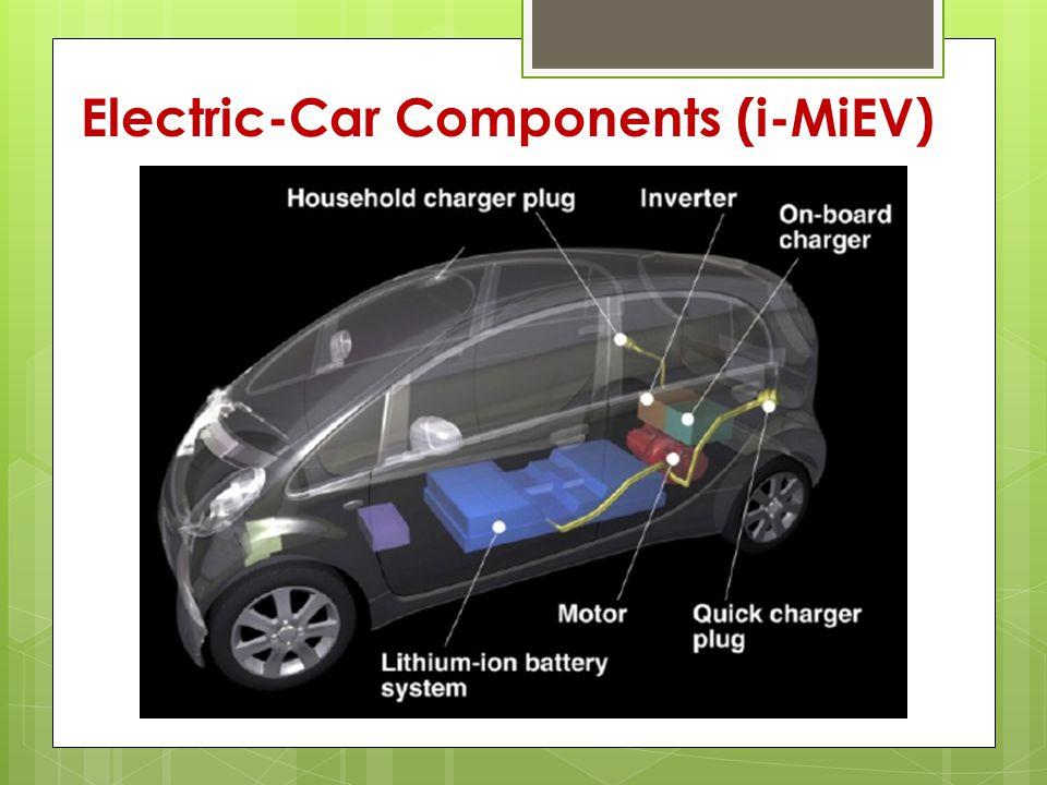 Electric-Car Components (i-MiEV)